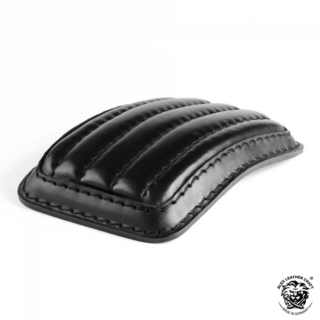 Luxus sozius Sitzpad Schwarz V2
