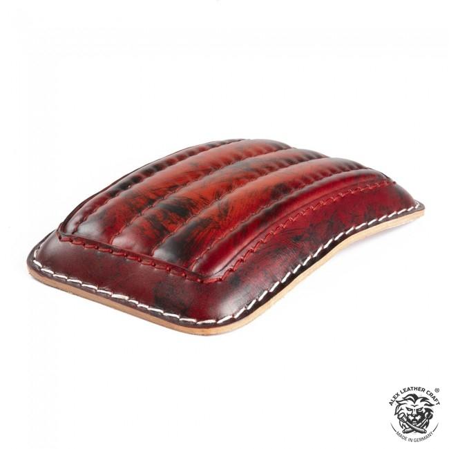Luxus sozius Sitzpad Rot und Schwarz V2