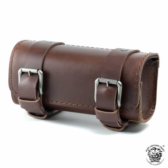 Motorcycle tool bag Dark Brown