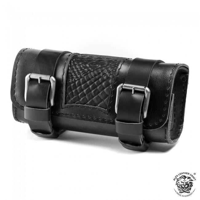 Motorcycle tool bag Alligator Black