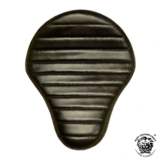 "Bobber & Chopper Custom Seat ""Black V1"""