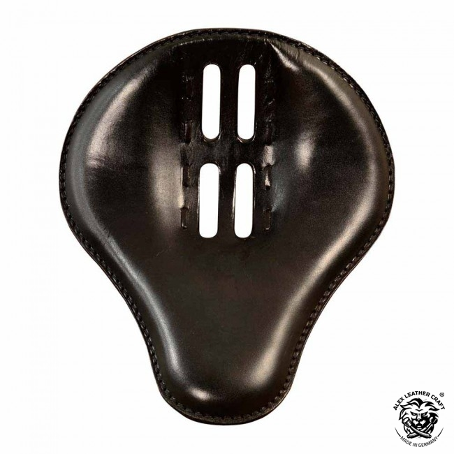 "Bobber & Chopper Custom Seat ""4Fourth"" Black"