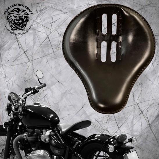 "Triumph Bonneville Bobber Sitz ab 2016 ""Standard"" 4Fourth Schwarz V2"