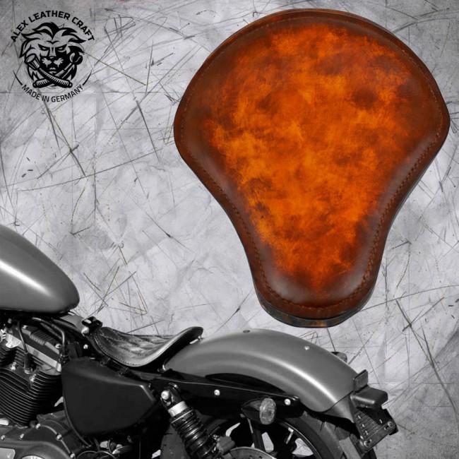 Solo Sitz Harley Davidson Sportster 04-20 Crazy Boom V2