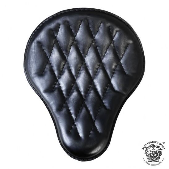 "Bobber & Chopper Custom Seat ""Vintage Black"" Diamond"