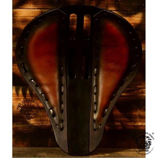 "Universal Bobber Seat ""4Fourth Saddle Tan"" XL, model A (Warehouse Sale)"