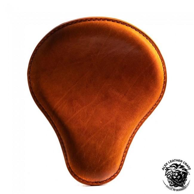 """Bobber Sitz """"Büffel Cognac"""" XS/2, modell A (Outlet)"""