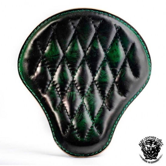Bobber Sitz Emerald Rautenmuster M, modell A (Outlet)