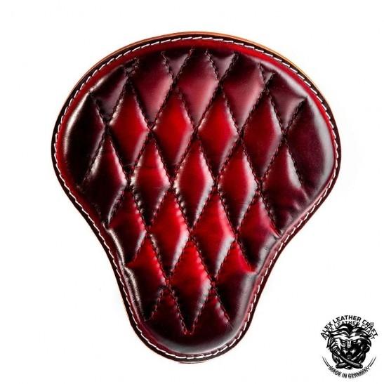 Universal Bobber Seat Red Diamond S, model A (Warehouse Sale)