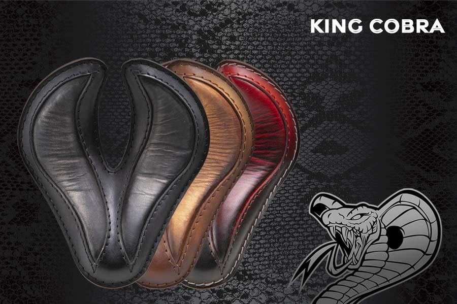 Nouveau modèle de selle KING COBRA