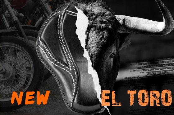 New model seat EL TORO